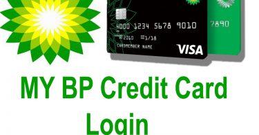 bp credit card login