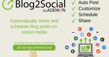 Blog2social-review