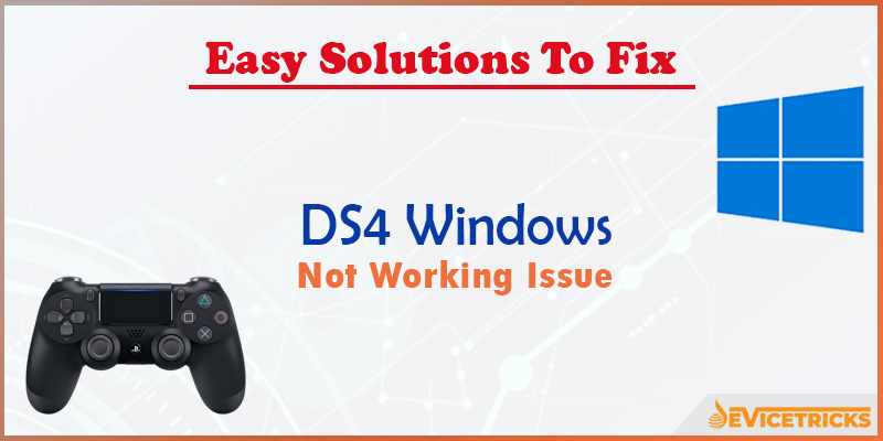 DS4 Windows