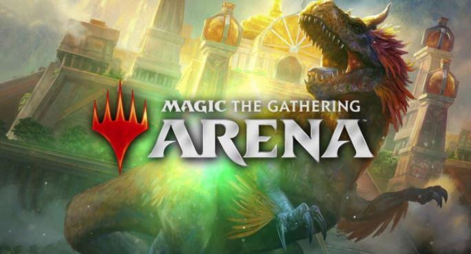 Mtg Arena Mac Os X