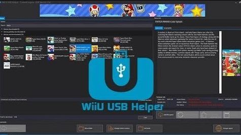 Wii U USB Helper - Download - Install – Use
